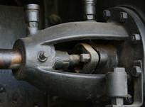 火车车轮轴承