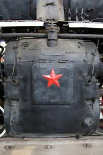 老火车部件