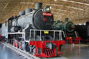 老火火车车头