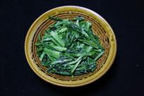 清炒莴笋叶子