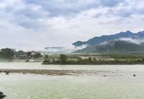 四川都江堰风景