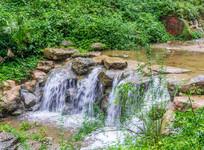 四川九寨沟瀑布