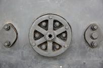 圆形阀门机械