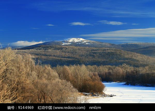 大兴安岭北部最高峰奥克里堆山 图片