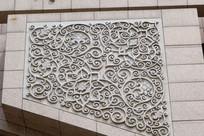 宁夏博物馆建筑装饰图案