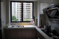厨房洗手台