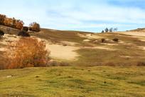 乌兰布统草原秋季风光