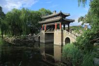 颐和园豳风桥