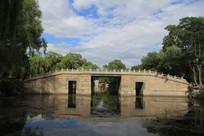 颐和园界湖桥