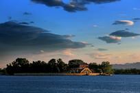 颐和园南湖岛