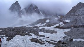 玉龙雪山美景