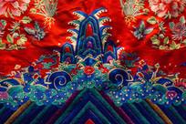 旗袍古典花纹