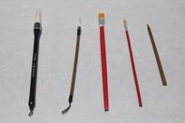 文物保护工具油画笔