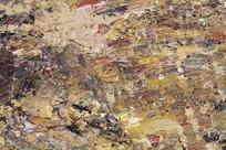 颜料堆积油画背景素材