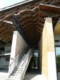 象山美院中式建筑