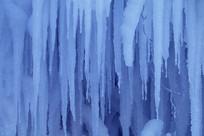 大兴安岭冰溜子
