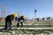 电力农网改造施工