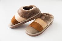 一双冬季保暖鞋