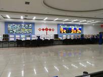热电厂控制室