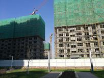 乌鲁木齐某住宅楼建筑施工