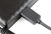 移动硬盘与USB数据数
