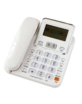 程控电话机抠图白底图片