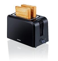 黑色面包机