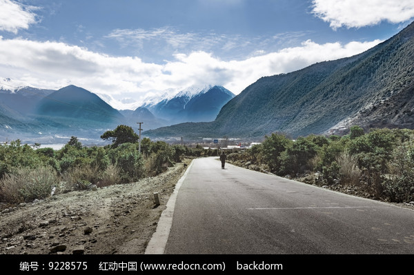 徒步雅鲁藏布江大峡谷