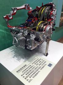 变速箱解剖模型