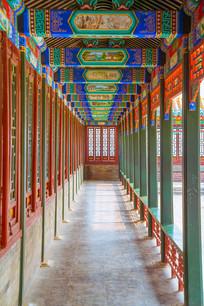 颐和园走廊