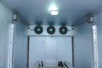 储冰库内冷却系统