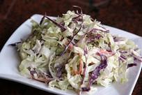 蔬菜沙拉特写