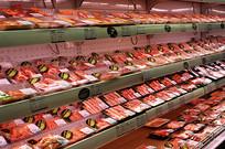 超市小包装猪肉