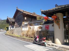 某乡村文化礼堂