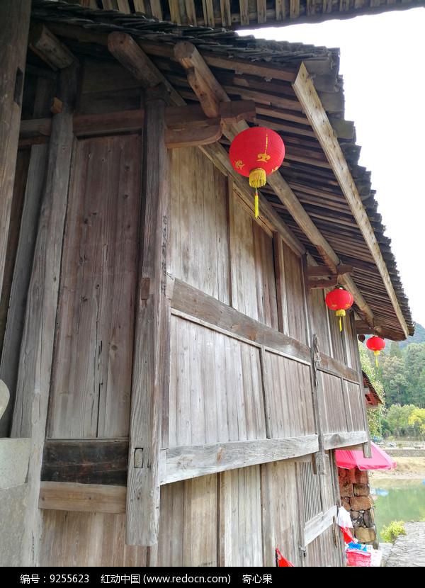 木屋结构的建筑