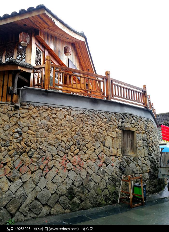 有特色的乡村小屋图片