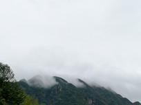 有仙气的山峰