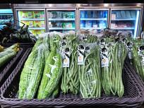 绿色果实类蔬菜