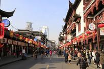 城隍庙一条街