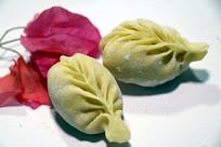 饺子摄影图