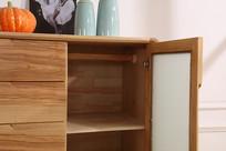美丽的书柜柜子