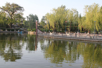 北京丰台花园园景