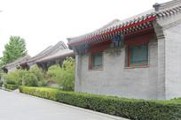 北京胡同建筑民居