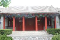 老北京中式传统大门