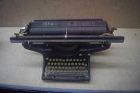 古老复古打字机