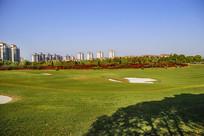高尔夫花园社区