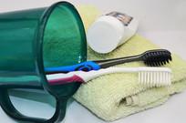 洗漱用品素材