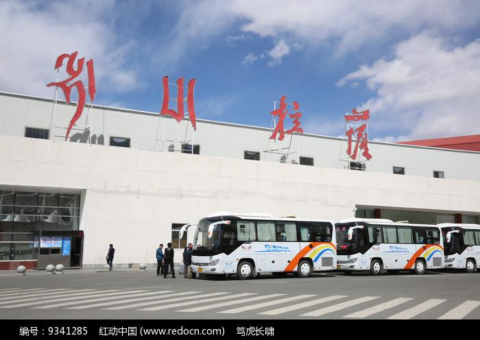 拉萨贡嘎国际机场图片