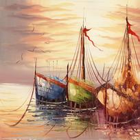 油画风景画