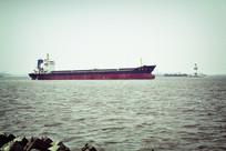 长江运沙船